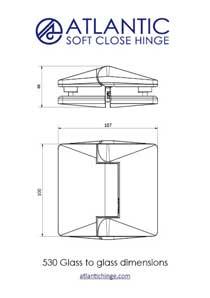 glass-to-glass-atlantic-530-hinge-dimension